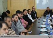 دیدار علاءالدین بروجردی با فرهیختگان لبنانی
