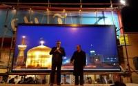 خبر تصویری: سخنرانی علاالدین بروجردی و سید محسن یحیوی در ستاد مرکزی