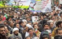راهپیمایی ۲۲ بهمن بروجرد + تصاویر
