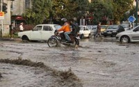 هواشناسی نسبت به آبگرفتگی معابر در بروجرد هشدار داد