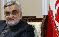 بروجردی:موضوع ۴ دیپلمات ربوده شده، پرونده همیشه مفتوح ایران