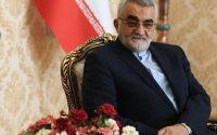 گزارش تصویری سفر علاءالدین بروجردی و هیاتی پارلمانی ایران به بلژیک