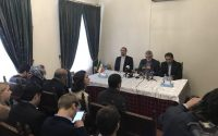 بروجردی در نشستی خبری در مسکو؛ هشدار به آمریکا؛ دوران «بزن در رو» تمام شد