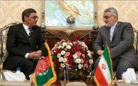 بروجردی در دیدار با وزیر دفاع افغانستان: ضرورت همکاریهای مشترک دفاعی و امنیتی میان ایران و افغانستان/حضور نیروهای خارجی در منطقه باعث بیثباتی شده است