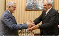 بروجردی در دیدار با سفیر کوبا:تحریمهای آمریکا علیه ایران و کوبا فرصتی برای دو ملت است/انتقال تجربیات دوره تحریم برای دو کشور مفید خواهد بود