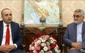 بروجردی در دیدار با رئیس گروه دوستی پارلمانی گرجستان:حمایت علنی آمریکا از گروه های تروریستی سبب تداوم بحران در منطقه شده است