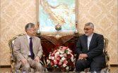 گزارش تصویری: دیدار رئیس گروه دوستی پارلمانی چین و ایران با علاءالدین بروجردی