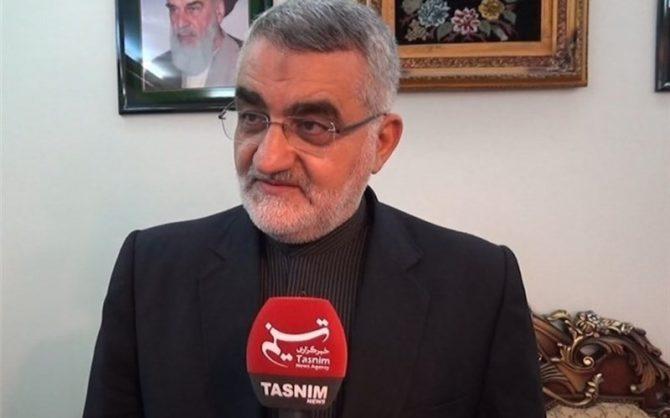 """بروجردی:حداکثر توان آمریکا در تحریم ملت ایران ۳۰ درصد است؛ پیروزی ایران در جنگ اقتصادی """"قطعی"""" است"""