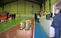 گزارش تصویری// حضور علاءالدین بروجردی در مراسم اختتامیه و اهداء جوایز مسابقات فوتسال