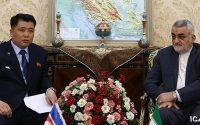 بروجردی: سیاست جمهوری اسلامی ایران برقراری صلح و ثبات در منطقه از موضع قدرت است.