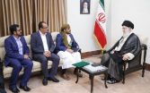 بروجردی با اشاره به دیدار سخنگوی جنبش انصارالله یمن و هیئت همراه با رهبر انقلاب: توطئه تجزیه یمن محکوم به شکست است